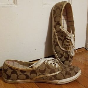 Coach Audrina Sneakers in size 7